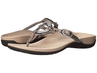 Vionic With Orthaheel Technology Karina Natural Snake Women's Sandals Beige