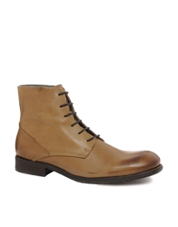 Rokin Jeremy Leather Boots Brown