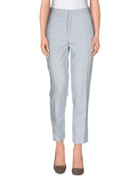 Darling Trousers Casual Trousers Women Sky Blue