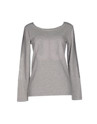 Duck Farm Topwear Sweatshirts Women Grey