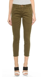 Crippen Six Trousers Dark Olive