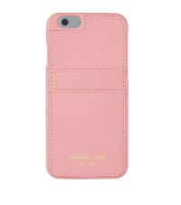 Michael Michael Kors Snap On Iphone 6 6S Case Female Misty Rose