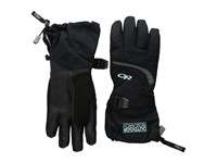 Outdoor Research Ambit Gloves Black Charcoal Pool Extreme Cold Weather Gloves