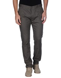 Galliano Trousers Casual Trousers Men Lead