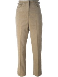 Golden Goose Deluxe Brand 'Kenzie' Trousers Nude And Neutrals