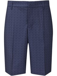 J Lindeberg Golf True Micro Stretch Short Blue