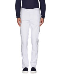 Paul And Shark Trousers Casual Trousers Men White