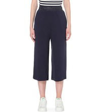 Izzue Wide Leg Cotton Culottes Nyd