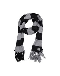 Golden Goose Oblong Scarves Black