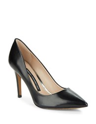 French Connection Rosalie Point Toe Pumps Black