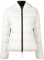 Duvetica Puffer Jacket White