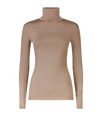 Valentino Turtleneck Jumper Female Nude