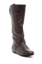 Charles Albert Flat Riding Boot Brown