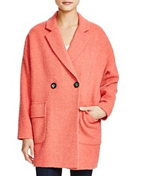 Essentiel Autumn Wonderland Wool Coat Pink