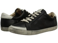 Frye Dylan Low Lace Black Washed Smooth Vintage Women's Lace Up Casual Shoes