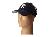 New Era Sequin Vize New York Yankees Team Navy Caps