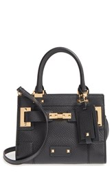 Valentino 'My Rockstud' Spiked Calfskin Leather Tote