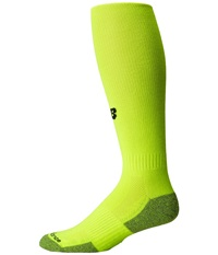 New Balance All Sport Over The Calf Tube Yellow Crew Cut Socks Shoes