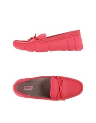 Swims Moccasins Fuchsia