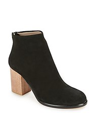 Helmut Lang Leather Ankle Boots Charcoal