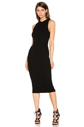 Gettingbacktosquareone The Sleeveless Sweater Dress Black