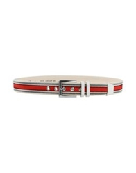 Claudio Orciani Belts Orange