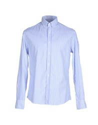 Michael Bastian Shirts Shirts Men White