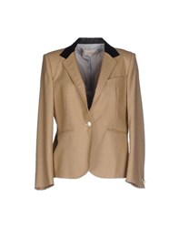 Boy By Band Of Outsiders Suits And Jackets Blazers Women Camel