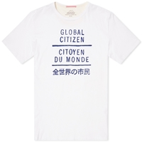 Apolis Global Citizen Tee White