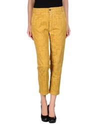 True Tradition Trousers Casual Trousers Women Brick Red