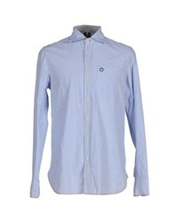 Murphy And Nye Shirts Shirts Men Sky Blue