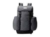 Quiksilver Arch Rucksack Black Heather Backpack Bags