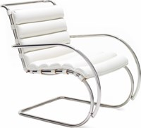 Knoll Mr Lounge Chair With Arms