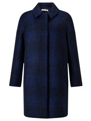 John Lewis Collection Weekend By Cocoon Coat Blue