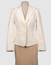 Seventy Suits And Jackets Blazers Women Ivory