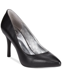 Rampage 143 Girl Owanda Pumps Women's Shoes Black