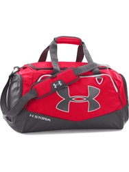 Under Armour Undeniable Synthetic Holdall Red