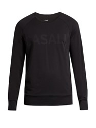 Casall M Pure Lightweight Performance Sweatshirt Black