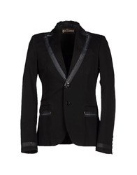 Galliano Suits And Jackets Blazers Men Black
