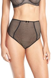 Women's Panache 'Esme' High Waist Brief