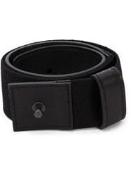 Ann Demeulemeester Pinned Fastening Belt Black