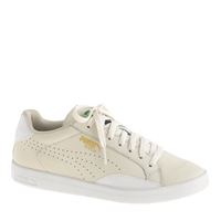 J.Crew Puma Match Low Sneakers Whisper White