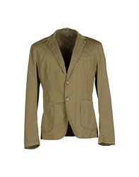Basicon Suits And Jackets Blazers Men Military Green