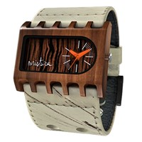 Mistura Wooden Ferro Watch Hollister