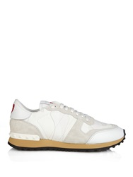 Valentino L'amour Rockrunner Camouflage Print Trainers