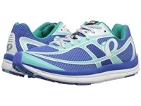 Pearl Izumi Em Road M2 V3 Palace Blue White Women's Running Shoes