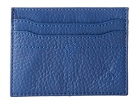 Original Penguin Leather Business Card Wallet True Blue Wallet Handbags