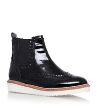 Kg By Kurt Geiger Rocco Ankle Boots Female Black