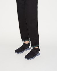 Marni Stretch Neoprene Sneakers Black