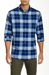 Dockers Long Sleeve Plaid Classic Fit Shirt